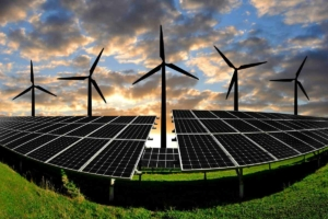 Renewables, Solar and Wind