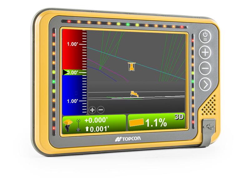 Topcon 3D-MC machine control