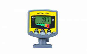 liftlog 100 forklift weighing scale