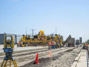 Milling, Paving and Compaction