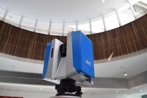 3d laser scanner , z+f Imager 5016