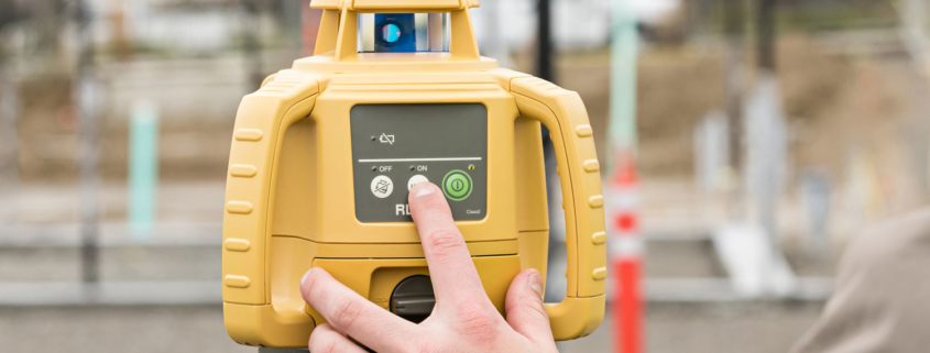 Construction lasers in Australia. Rent or buy construction lasers | Position Partners