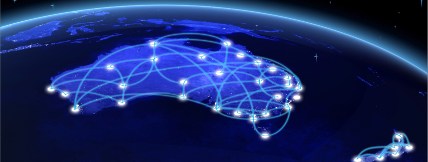 CORS network RTK australia new zealand