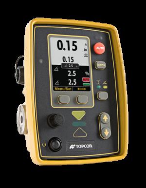 Topcon P-32 2d machine Control | Position Partners