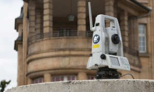 Total Station & GNSS Monitoring