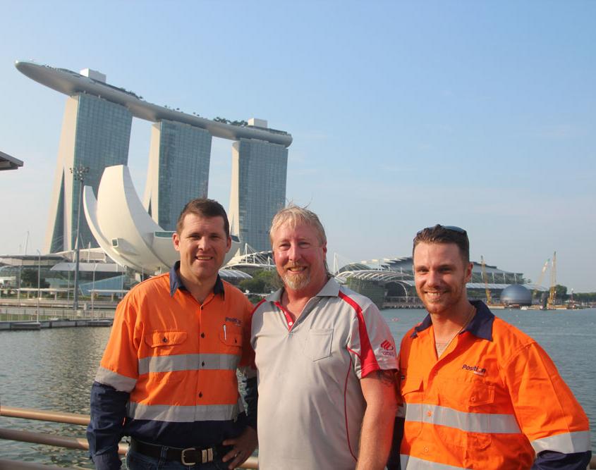 Singapore formula 1 | Position Partners