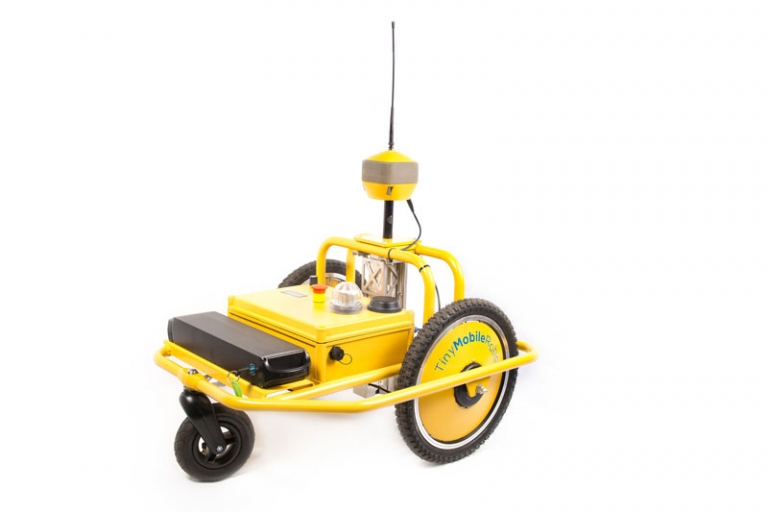 Line Marking robot   Tiny Surveyor