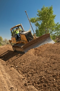 GPS in the earthmoving industry