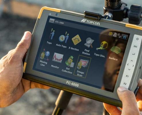 Topcon FC-6000 Field Tablet