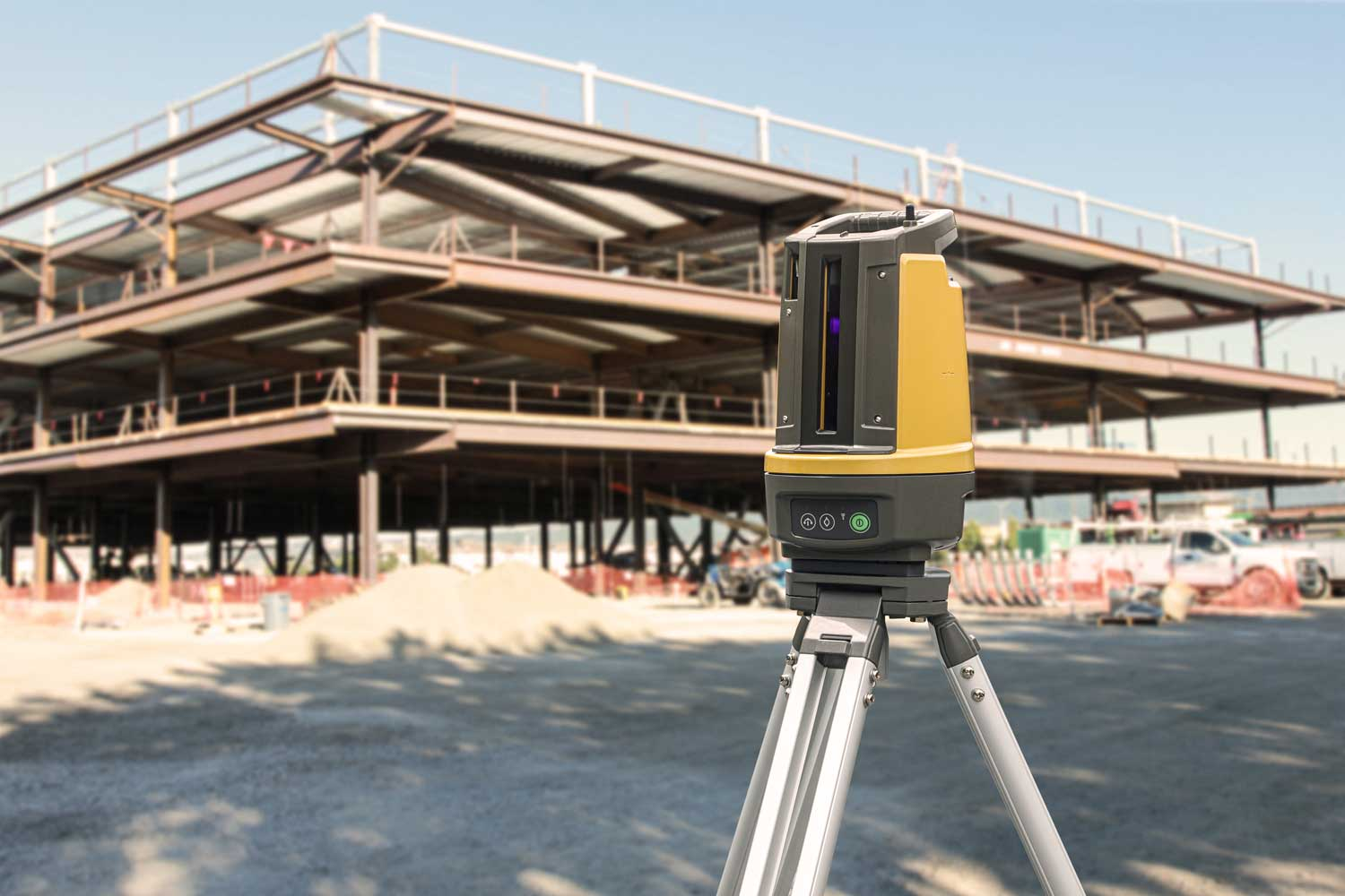 Topcon LN-150 Construction Total Station