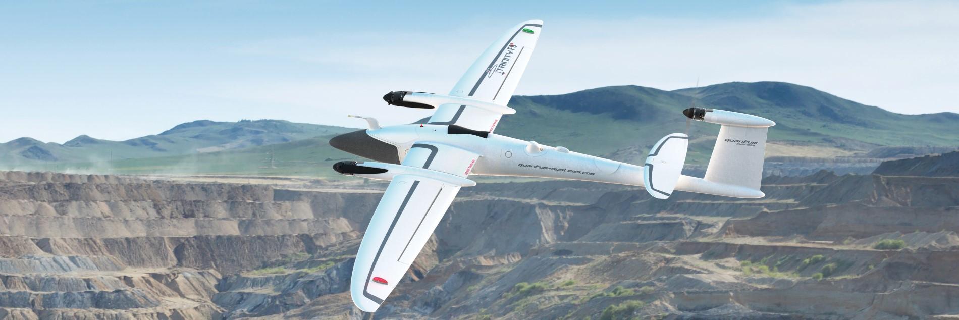 Trinity F90+ VTOL | Position Partners