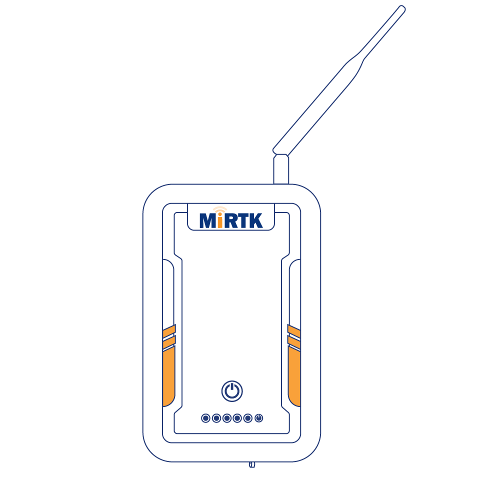 MiRTK UHF replacement service Position Partners