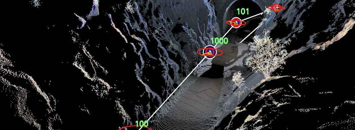 Topcon GTL-1000 fast 3D laser scans