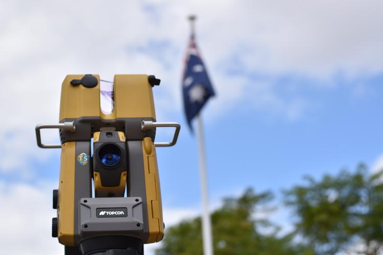 Total Station and 3d Laser Scanner Topcon GTL-1000 | position Partners