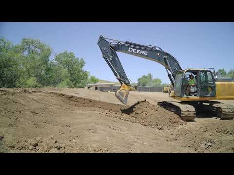 Topcon X-53x Auto Excavator