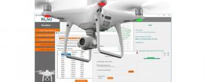 Klau ppk drone