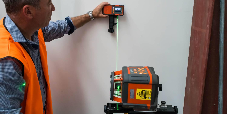 Best laser level for vertical layout