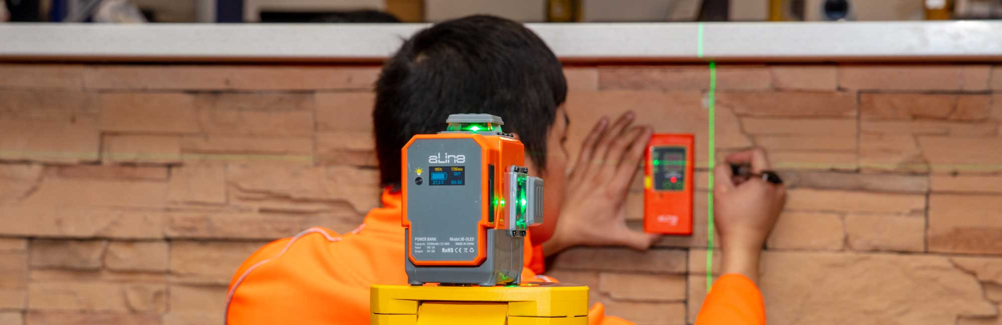How to use a laser line level full guide| Position Partners