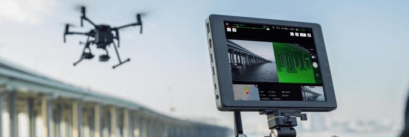 VTOL for survey vs UAVS