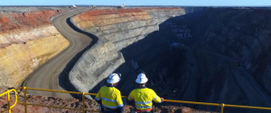 Drones in mining improving productivity