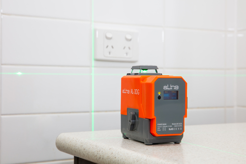 How to use a laser line level | Position Partners
