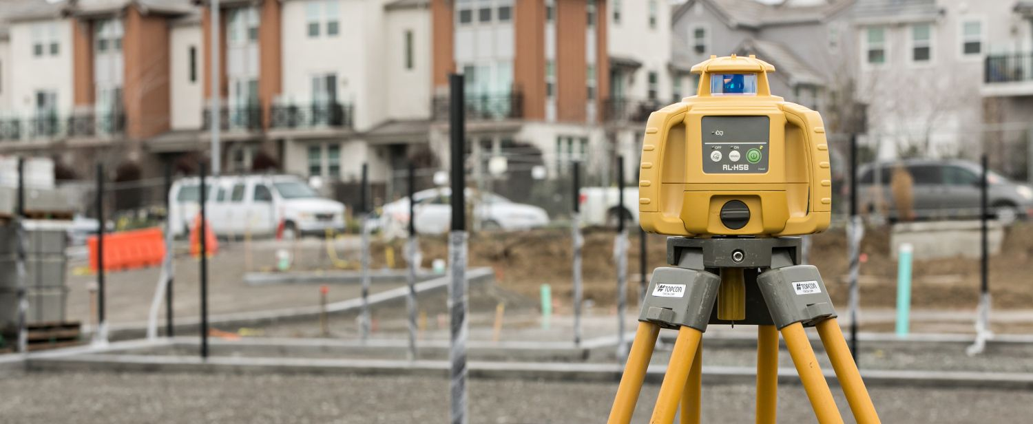 How to use a rotary laser level | Topcon