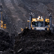 dozer push volumetrics mining