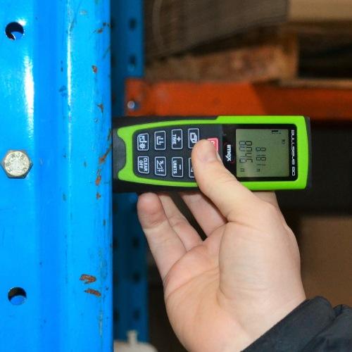 imex Laser Distance Measurer