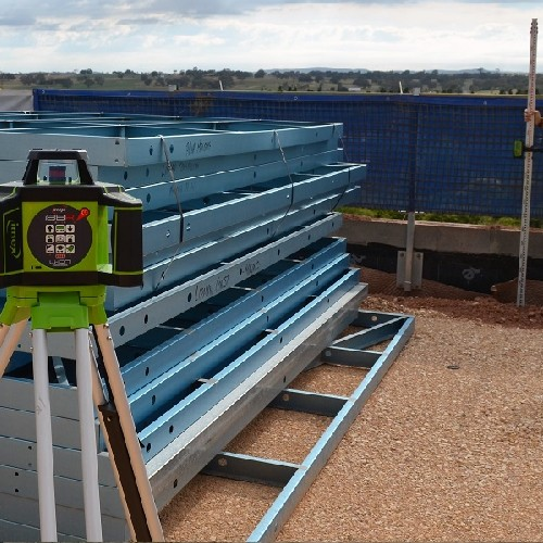 Imex i88R Rotating Laser Level – Red Beam Position Partners
