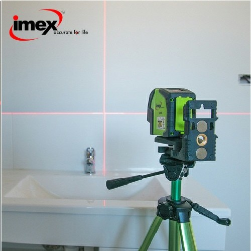 imex LX22 Crossline Laser | Position Partners