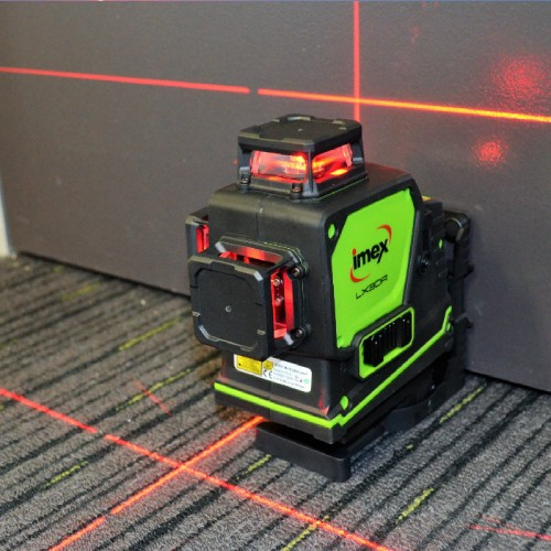 Imex LX3DR 3-Dimension Laser | Position Partners