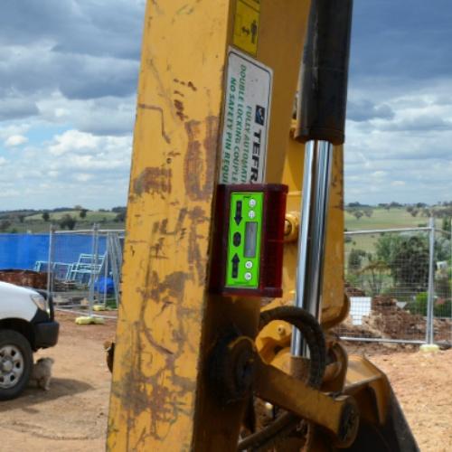 Machine Control Receiver imex MR240 | position partners