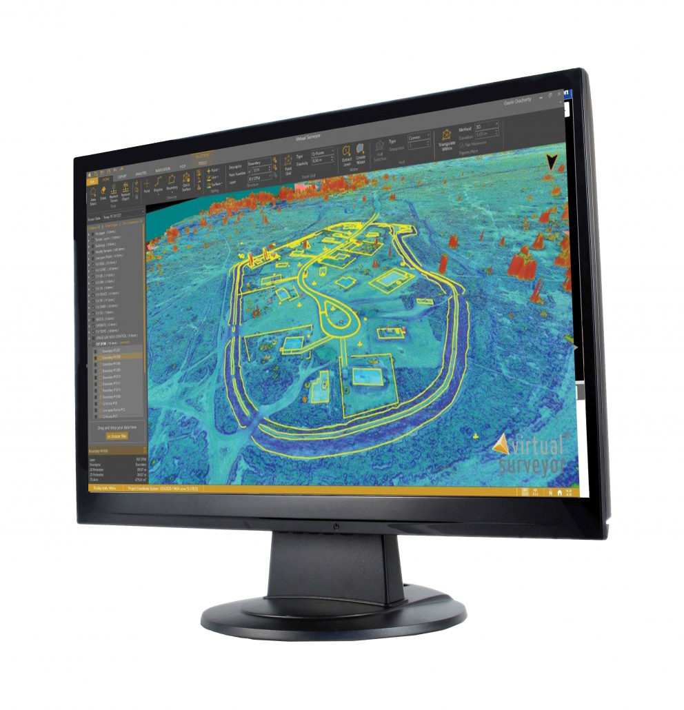 Virtual Surveyor offer