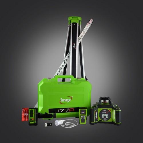 Imex i77R Rotating Laser Level Position Partners