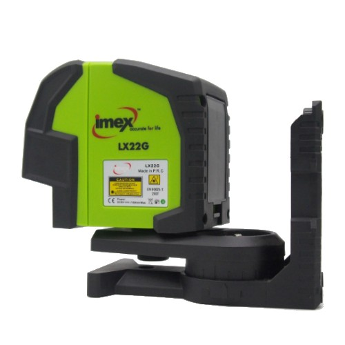 Imex LX22G Crossline Laser Level | Position Partners