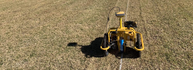 Line Marking robot | Tiny Surveyor
