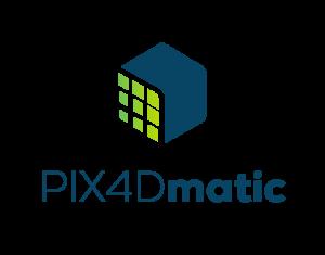 Pix4 matic Logo