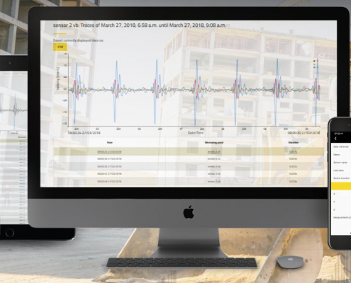 Omnidots vibration monitoring available from position partners