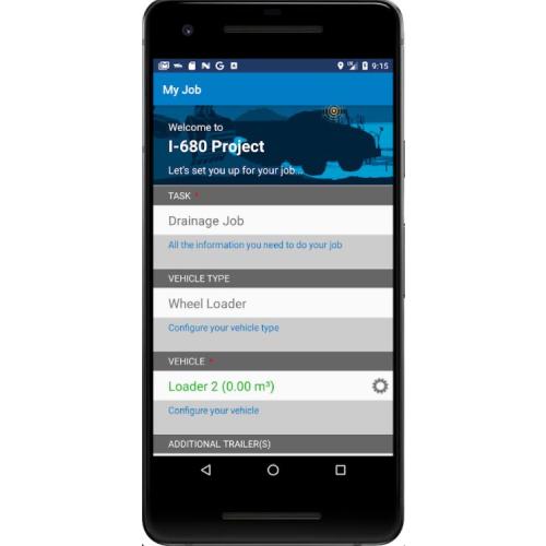 Topco haul app | position partners