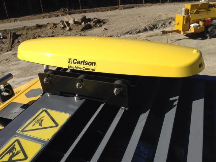 Carlson Machine Guidance for mining