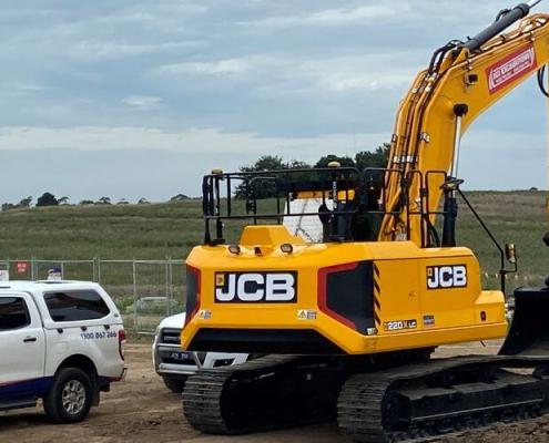 Topcon new X-53x auto excavator system