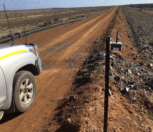 Mining monitoring systems