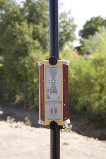 Machine Laser Receiver Topcon LS-B100